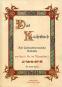 Das Kaiserbuch. Acht Jahrhunderte deutscher Geschichte. Von Karl d. Großen bis Maximilian I. Bild 1