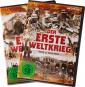 Der Erste Weltkrieg. Teil 1: 1914-16. Teil 2: 1917-1918. 4 DVDs. Bild 1