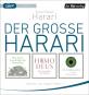 Der große Harari. Eine kurze Geschichte der Menschheit, Homo Deus, 21 Lektionen für das 21. Jahrhundert. 6 mp3-CDs. Bild 1