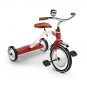 Dreirad »Vintage-Design«, rot. Bild 1