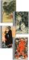 Erich Klahn. Ulenspiegel (1901-1978). Ausgabe in vier Bänden mit 1312 Aquarellen. Bild 1