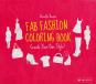 Fab Fashion Coloring Book. Bild 1