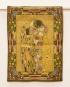 Gobelin Wandbehang Gustav Klimt »Der Kuss«. Bild 1