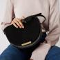 Handtasche »Selma«, schwarz. Bild 1