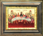 Ikone - Das letzte Abendmahl Bild 1