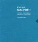 Kazimir Malevich. Briefe, Dokumente, Memoiren und Kritiken. 2 Bände. Bild 1