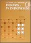 Klassische chinesische Türen und Fenster. Bild 1