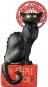 Skulptur »Le Chat Noir«. Bild 1
