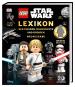 Lego Star Wars Lexikon der Figuren, Raumschiffe und Droiden. Mit exklusiver Minifigur Finn. Bild 1