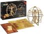Leonardo da Vinci. Vitruv-Mann. Holzbausatz. Bild 1