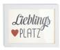 Leuchtbox »Lieblingsplatz«. Bild 1