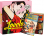 Lovelorn 16 Classics Romance Comic Magnets. Bild 1