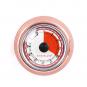 Magnetischer Küchentimer, kupfer. Bild 1