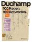 Marcel Duchamp. 100 Fragen. 100 Antworten. Bild 1