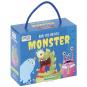 Memo-Spiel Monster mit Buch. Bild 1