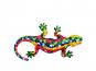 Mosaik Salamander. Bild 1