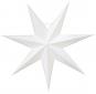 Papierstern »Mala Weiß«. Bild 1