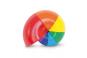 Rainbow Nautilus. Bild 1