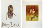 Reiner Schwarz »Der Blick durch den Spiegel« Werkverzeichnis der Lithographien 1961 bis 1983 Bild 1