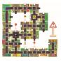 Riesenpuzzle »Die Stadt«, 100 x 63 cm. Bild 1