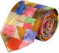 Seidenkrawatte Paul Klee »Einst dem Grau der Nacht enttaucht«. Bild 1