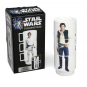 Star Wars Kaffeetassen Set 3-teilig, stapelbar. Luke Skywalker, Han Solo, Stormtrooper. Bild 1