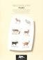 Sticker und Etiketten »Fauna«. Bild 1