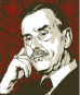 Thomas Mann. Mario und der Zauberer. Ein tragisches Reiseerlebnis. Vorzugsausgabe. Bild 1