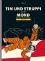 Tim und Struppi auf dem Mond. Doppelband zur Mondlandung. Bild 1
