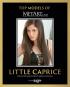 Top Models of MetArt. Little Caprice. Original Deutsch-Englische Edition. Bild 1