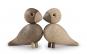 Vogelpaar »Die Unzertrennlichen«. Bild 1