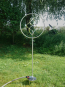 Wasser- und Windspiel für den Garten »Aqua Dancer«. Bild 1