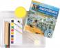 Aquarellmalen lernen. Komplettes Set mit Buch & DVD. Bild 2