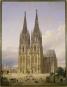 Architektur der Gotik Rheinlande. Straßburg, Freiburg, Köln, Basel, Konstanz, Mainz, Frankfurt. Bild 2