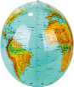 Aufblasbarer Globus »Fernweh«. Bild 2