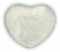 Bergkristall Herz. Bild 2