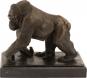 Bronzefigur Rembrandt Bugatti »Gorilla«. Bild 2