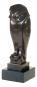 Bronzefigur Umberto Boccioni »Eule«. Bild 2