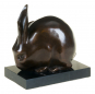 Bronzefigur Umberto Boccioni »Hase«. Bild 2