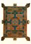 Das Lindisfarne-Evangeliar. 20 Grußkarten mit Umschlägen in Schmuckbox. Bild 2