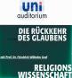 Die Rückkehr des Glaubens - mit Prof. Dr. Friedrich Graf, CD Bild 2