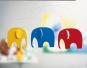 Flensted Mobile »Elefantenparty«. Bild 2