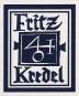 Fritz Kredel. Das buchkünstlerische Werk in Deutschland und Amerika. Vorzugsausgabe. Bild 2