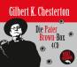 Gilbert K. Chesterton. Die große Pater Brown-Box. 4 CDs. Bild 2