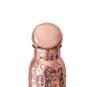 Große Wasserflasche aus Kupfer »gehämmert«. Bild 2