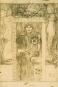 Gustav Klimt. Beethovenfries. Zeichnungen. Bild 2
