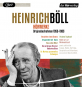Heinrich Böll. Hörwerke. Originalaufnahmen 1952-1985. 5 mp3-CDs. Bild 2
