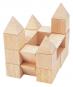 Holz-Pyramide. Bild 2