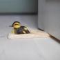 Holz Türstopper Ente Küken. Bild 2