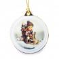 Hummel-Weihnachtsornament »Fahrt in die Weihnacht«. Bild 2
